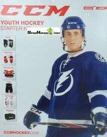 Youth Hockey Starter Kid/ Hokejowy zestaw startowy junior