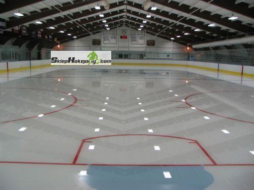 Linie oznaczajace na lodowisko hokejowe (2 komplety)