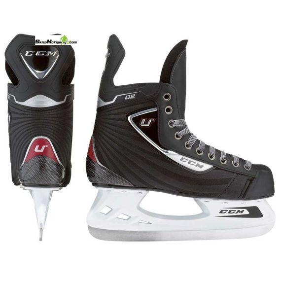 Łyżwy hokejowe CCM U+ 01