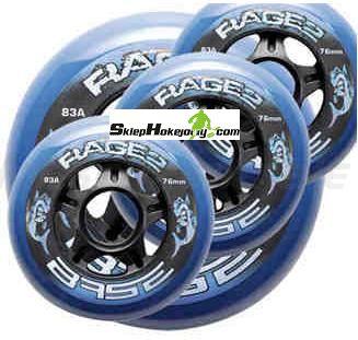 Kółka Base Rage2 83A