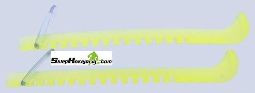 Ochraniacz na płozy BS Classic (figurowe) żółte