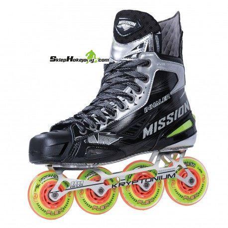 Rolki hokejowe Mission Inhaler NLS:1