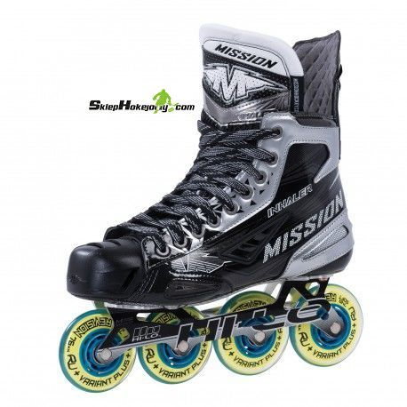 Rolki hokejowe Mission Inhaler NLS:2