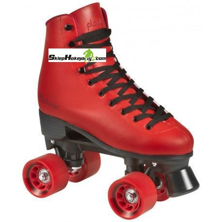 Wrotki PlayLife Melrose RED quads